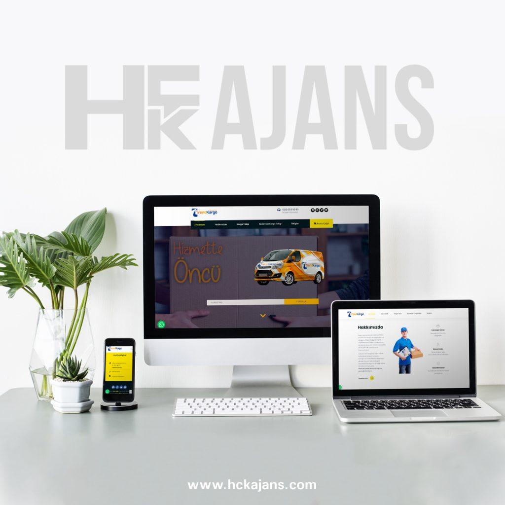 Trend Kargo Web Tasarım Hizmeti