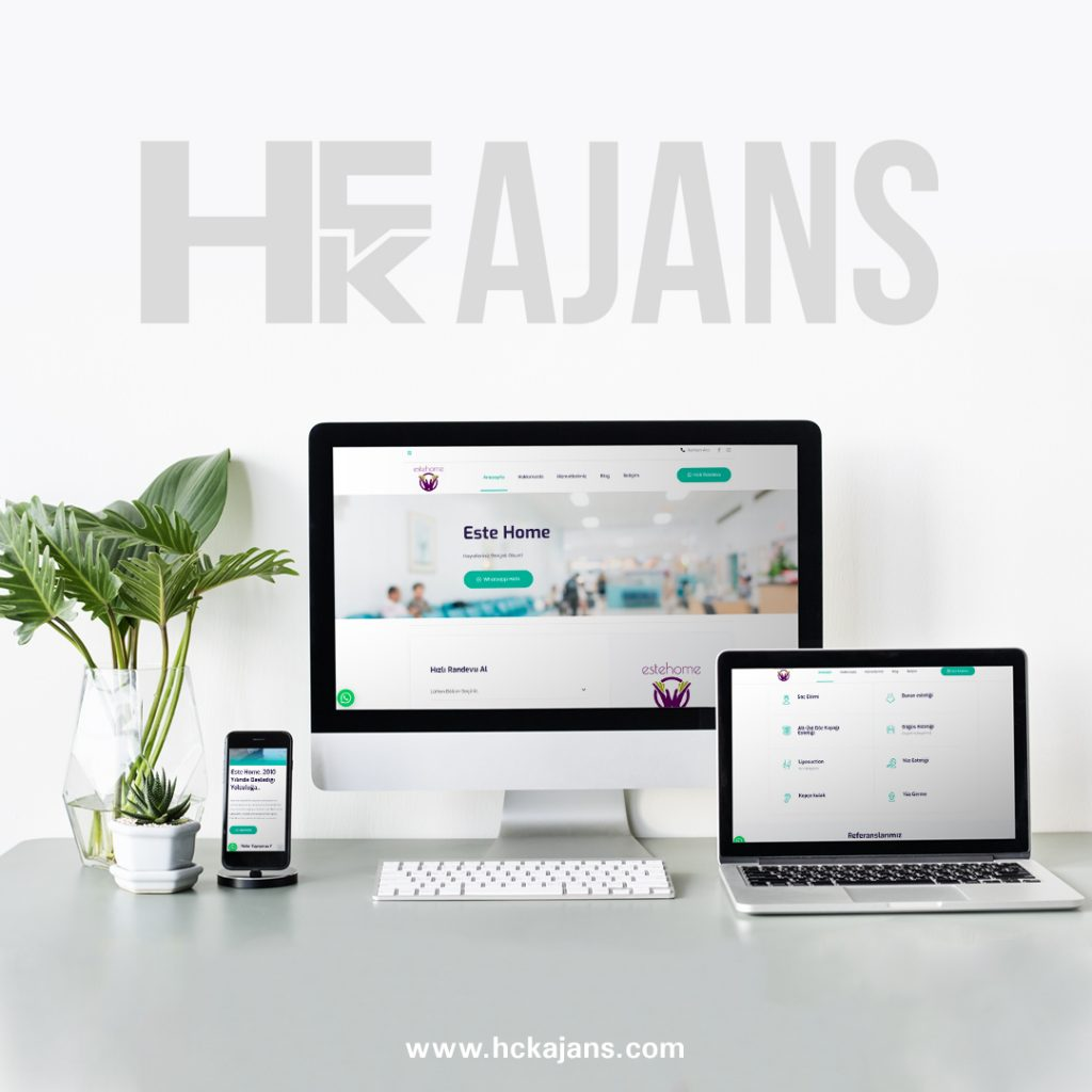 Este Home Web Tasarım ve Reklam Hizmeti